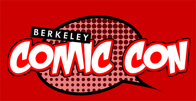 Berkeley Comic Con Logo