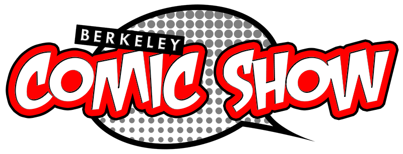 Berkeley Comic Show Logo